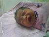 宝宝要哭了!
