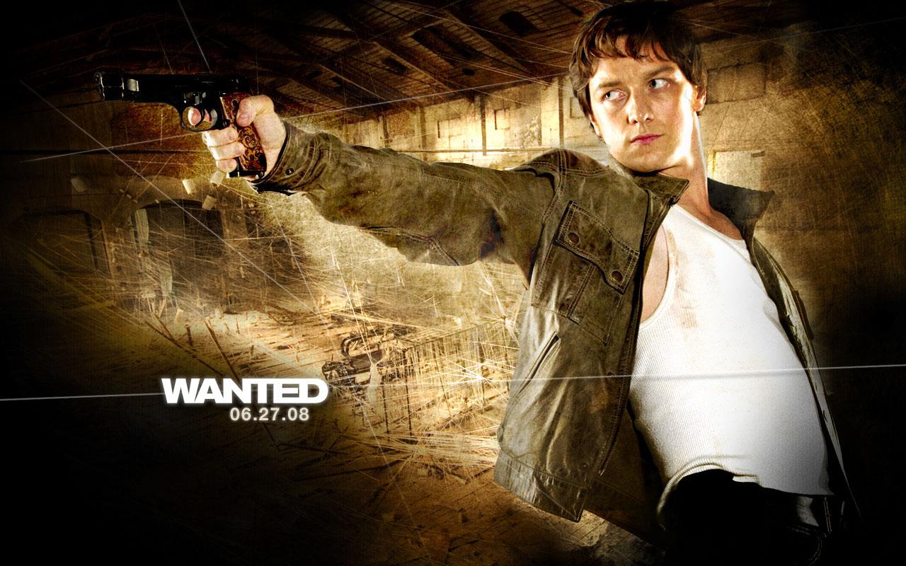 Wesley Gibson  通缉犯, Wanted Wesley Gibson   黄族之永远