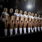 女生足球队