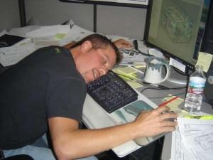 Sleepy Work