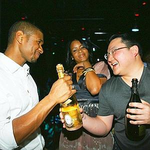 槟富公子纽约搞派对, 一夜掷50余万