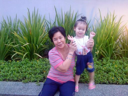 妈妈和Chloe