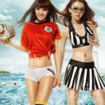 世界杯2010足球宝贝
