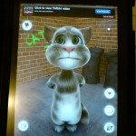 iPad: Talking Tom Cat