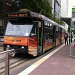 Melbourne电车