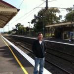 Melbourne: Moreland Tram Station