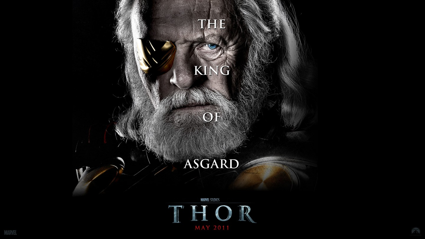 Thor: Anthony Hopkins | 黄族之永远回忆录 Anthony Hopkins