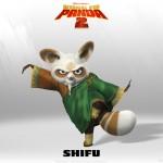 Kung Fu Panda 2: Dustin Hoffman