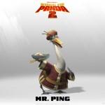 Kung Fu Panda 2: James Hong