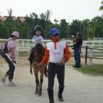 Kinderland家庭日: 骑马记