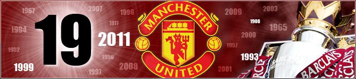 Manchester United FC: 19 EPL Champion