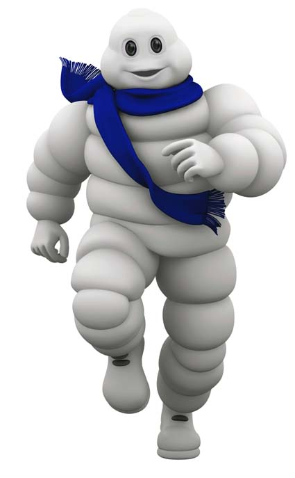 Michelin Cartoon
