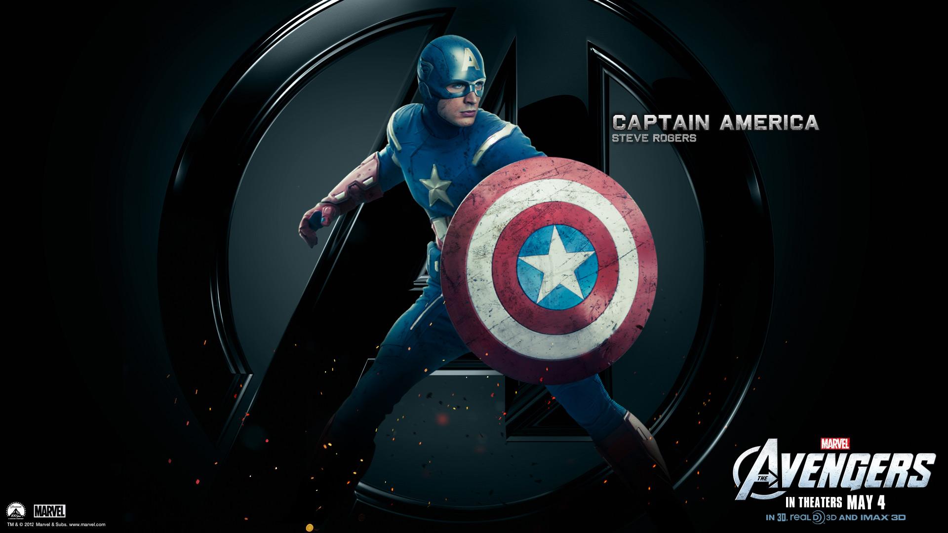 The Avengers: Captain ...