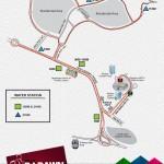 PJ Dawn 2012 21km Route