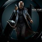 The Avengers: Nick Fury