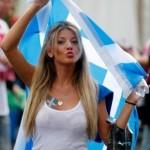 Euro 2012女孩