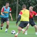 Manchester United: Robin Van Persie