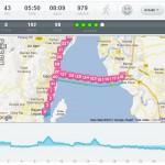 Allianz Penang Bridge International Marathon路程