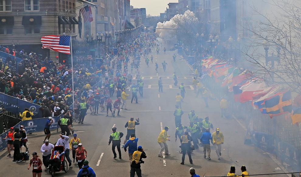 Boston Marathon Terror