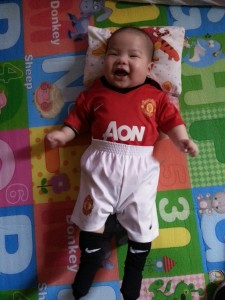 Manchester United: Ethan