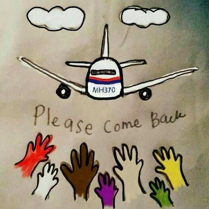 Pray for MH370