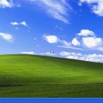 Window XP retirement
