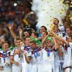 2014世界杯冠軍: 德國